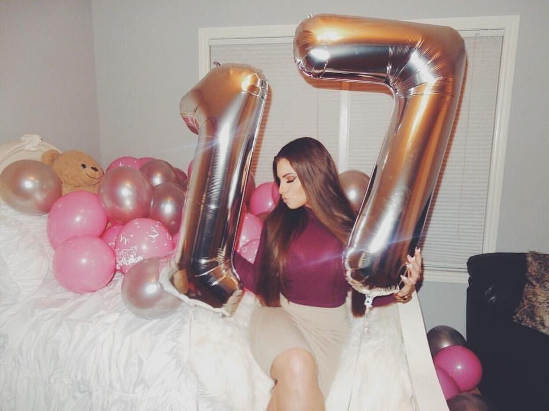 10 gorgeous 17th birthday