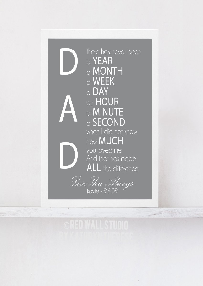 Different christmas gifts for dad