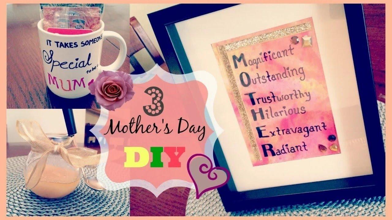 Homemade Birthday Gift Ideas For Mom From Daughter Eskayalitim