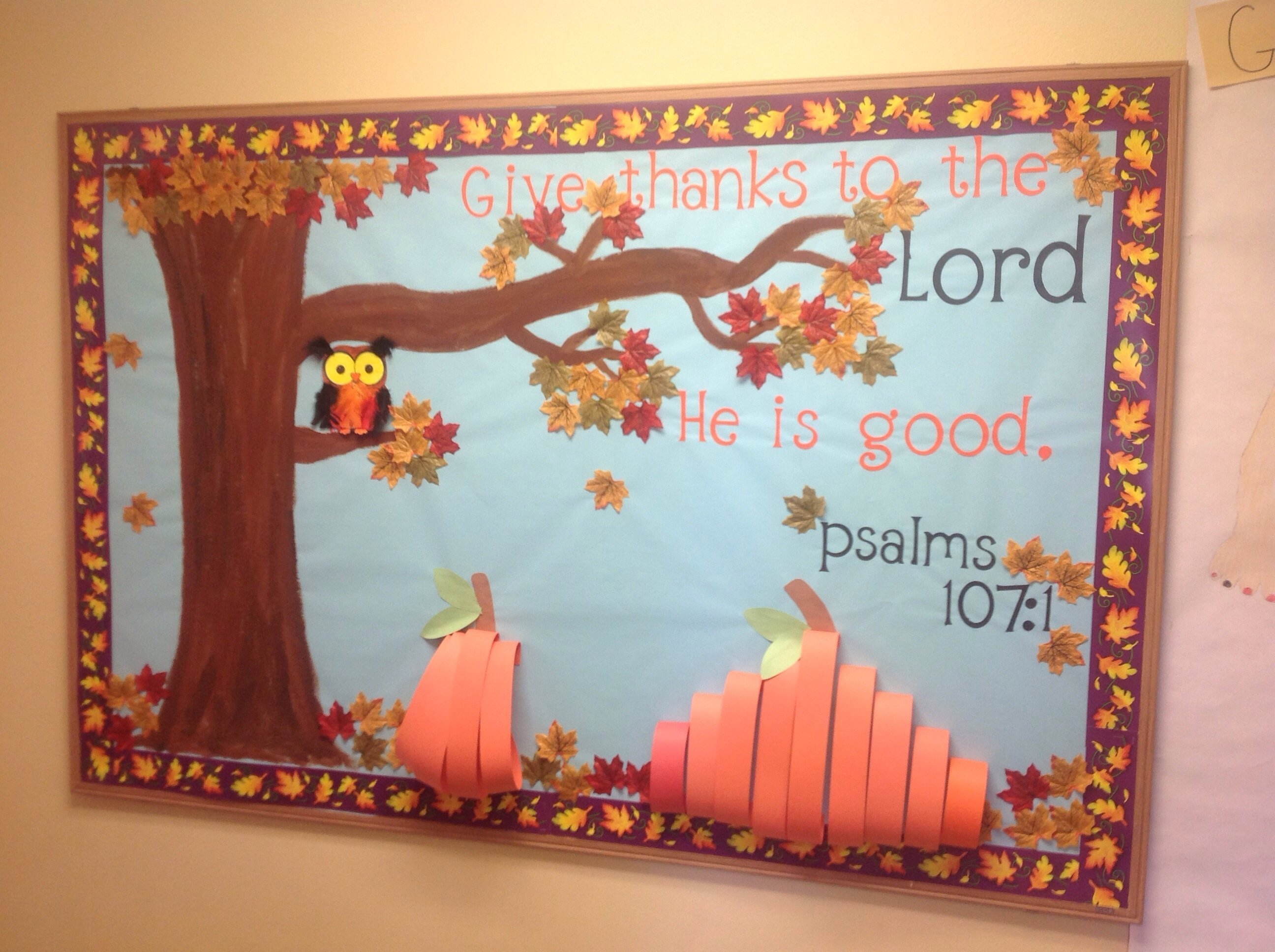 10 Fantastic Fall Bulletin Board Ideas For High School
