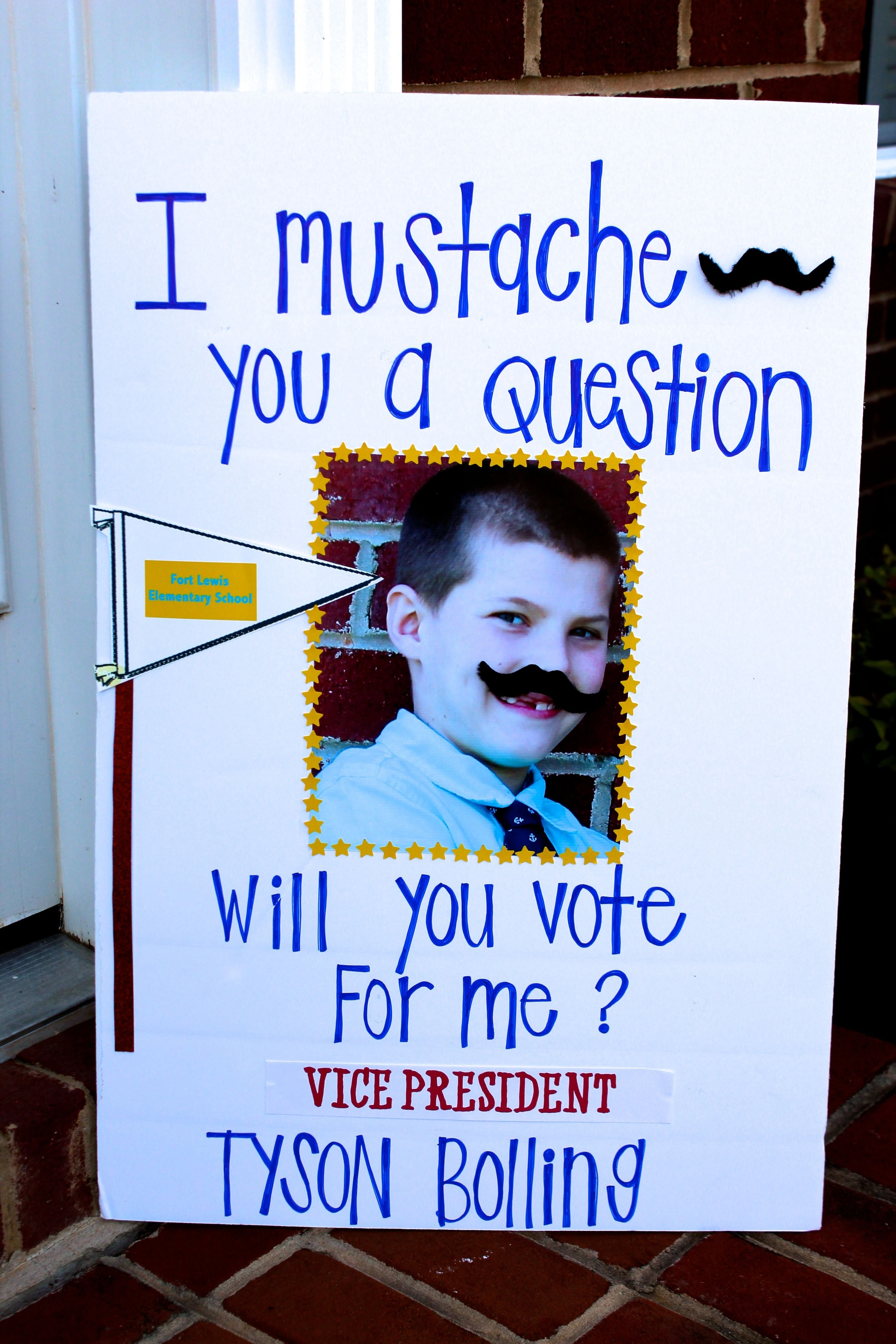 10 Great Student Council Vice President Poster Ideas