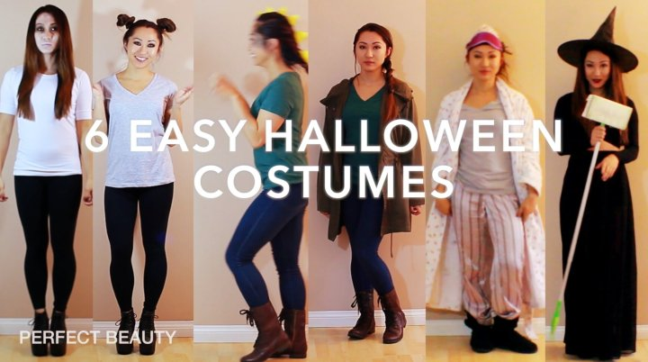 imágenes de cute and easy halloween costumes for adults