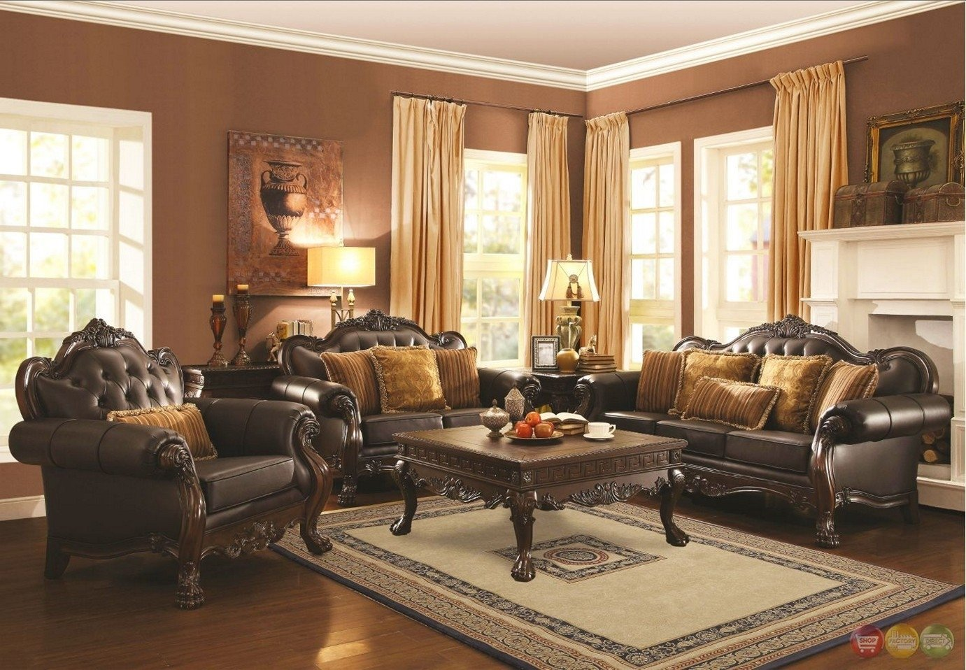 beautiful formal living rooms clean room colors 10 spectacular decorating ideas furniture warm