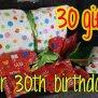 10 Unique 30th Birthday Gift Ideas For Boyfriend 2019