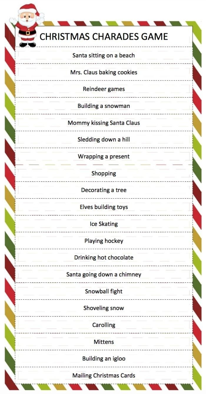 imgenes de best christmas party games for families - Christmas Office Party Games