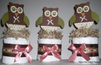 10 Stylish Owl Baby Shower Centerpiece Ideas