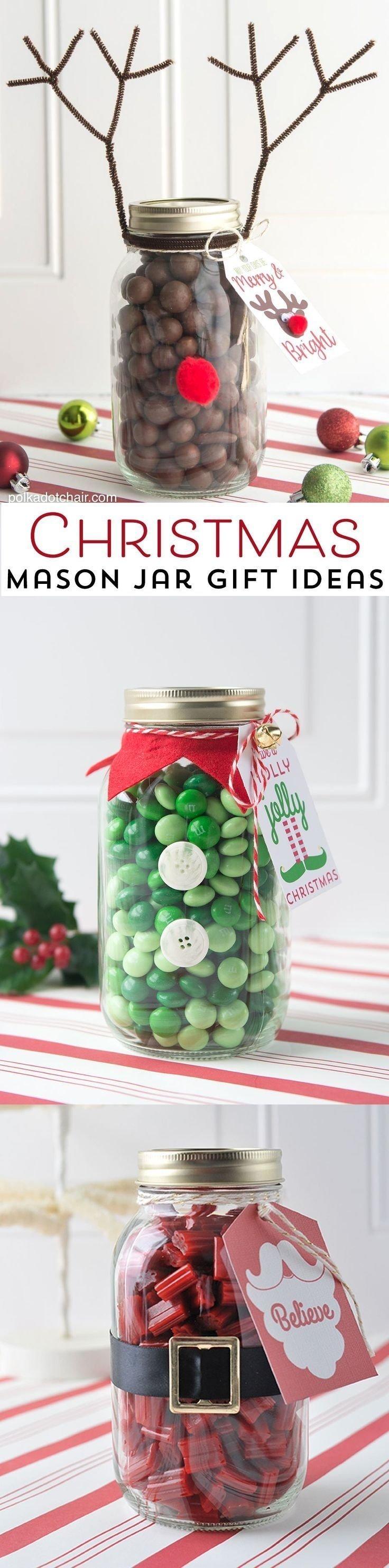 Imágenes de Cute Homemade Christmas Gifts