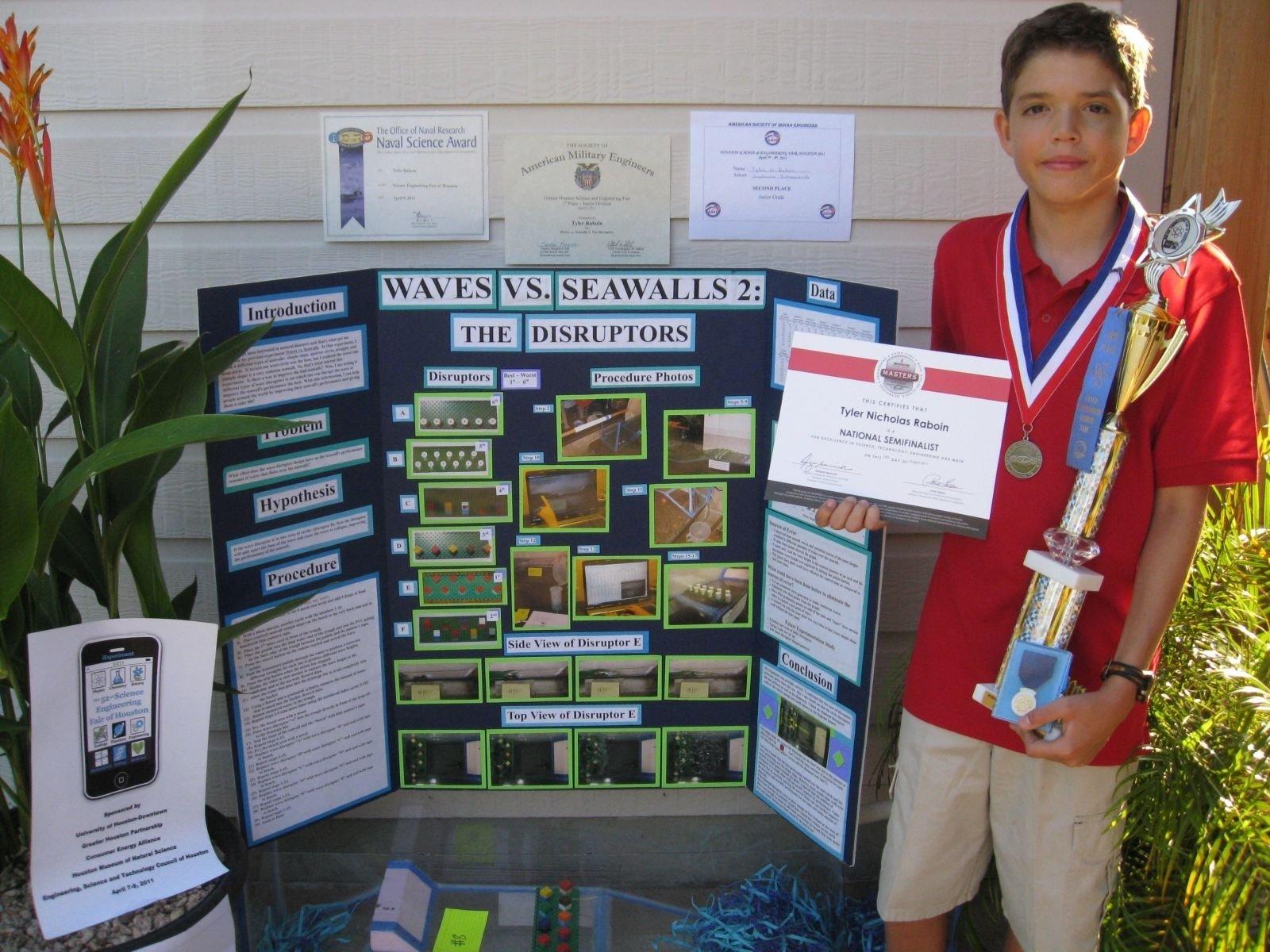 10 Most Popular 7th Grade Science Fair Project Ideas