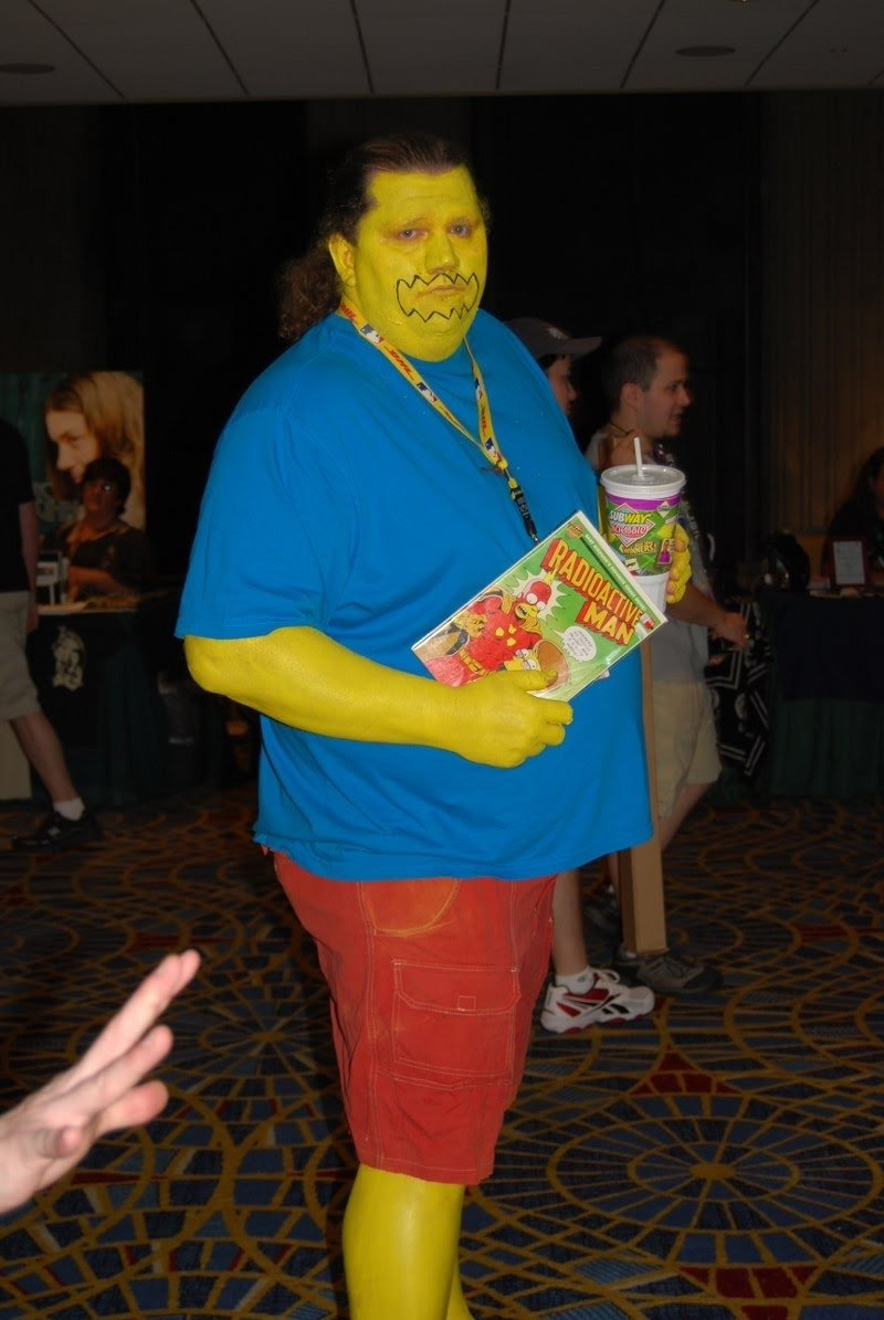10 Wonderful Costume Ideas For Fat Guys  sc 1 st  Cartoonview.co & Halloween Costume Ideas For Fat Guys | Cartoonview.co