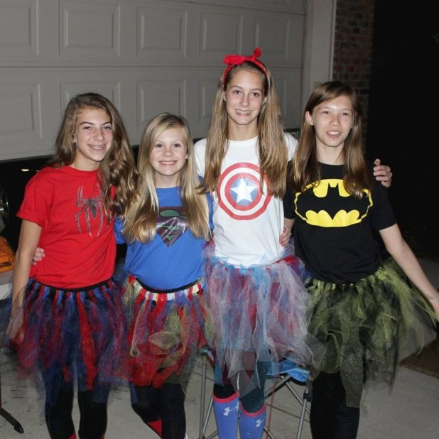 10 lovely simple halloween costume ideas for teenage girls