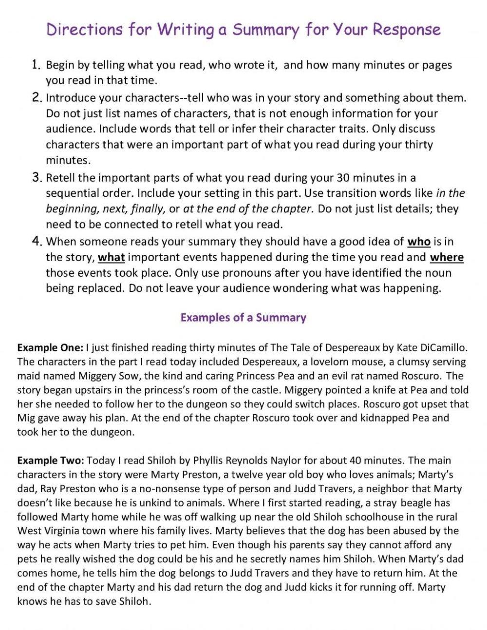 medium resolution of 10 Beautiful Main Idea Worksheets 6Th Grade 2021
