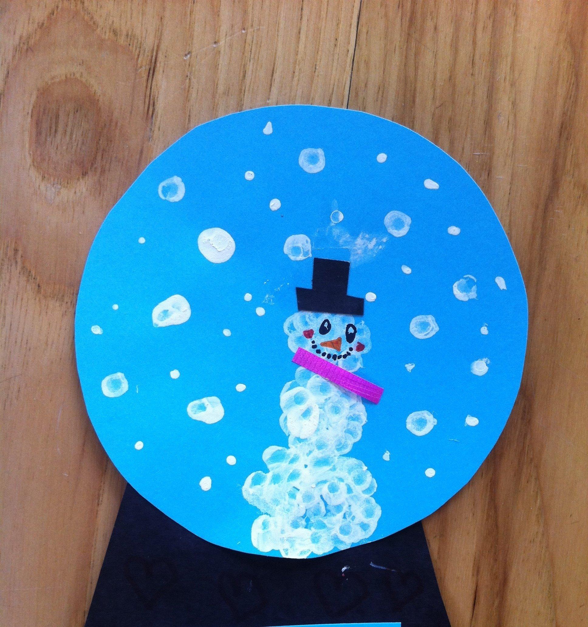 10 Ideal Winter Craft Ideas For Preschoolers