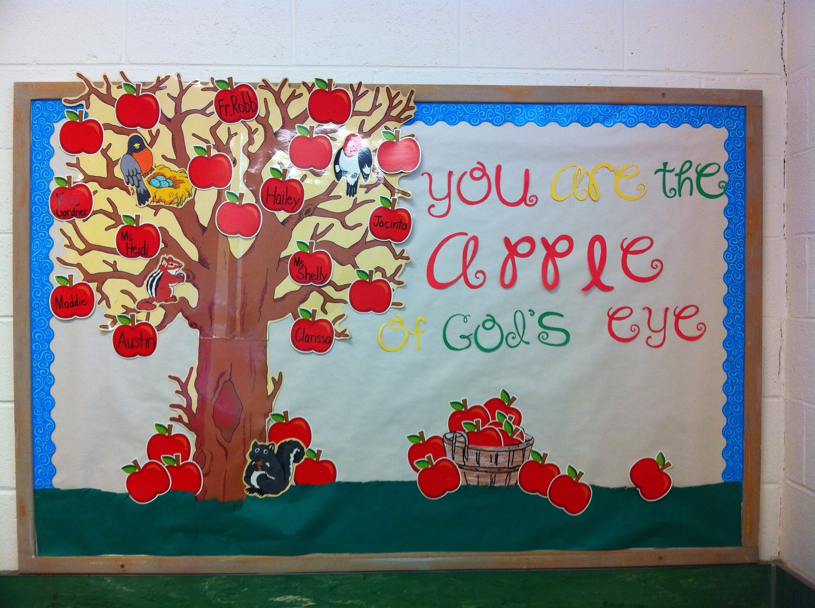 10 Spectacular Back To School Bulletin Board Ideas For
