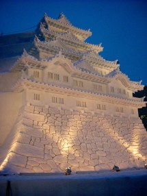 Journey East Featuring Sapporo Snow Festival- Japan