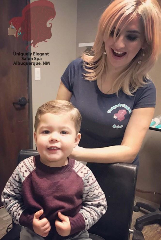 Kids Haircuts Montreal Kids