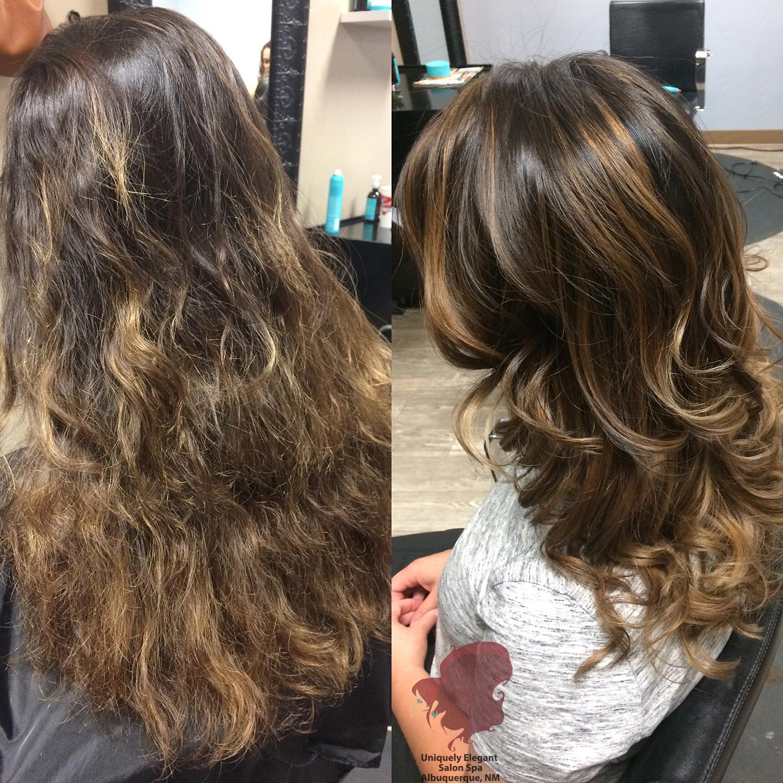 Hair Salon Hairstyles