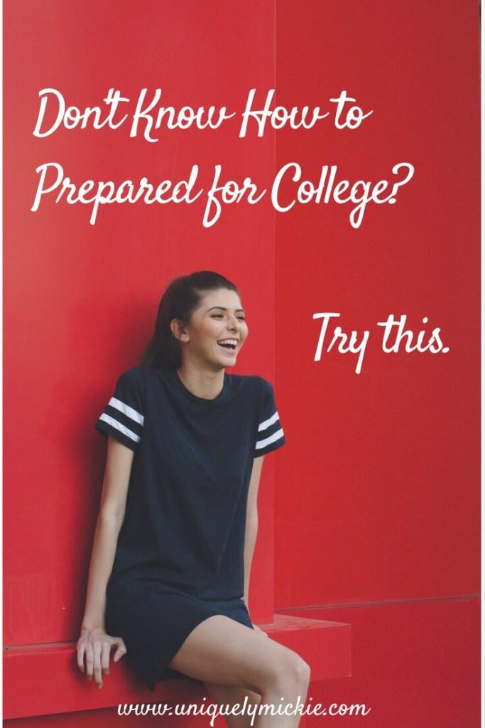 College freshman dating advice