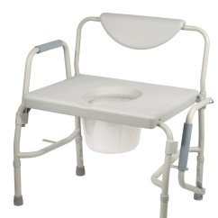 Drive Shower Chair Weight Limit Fishing Carry Bags Medical Bariatric Drop Arm Bedside Commode