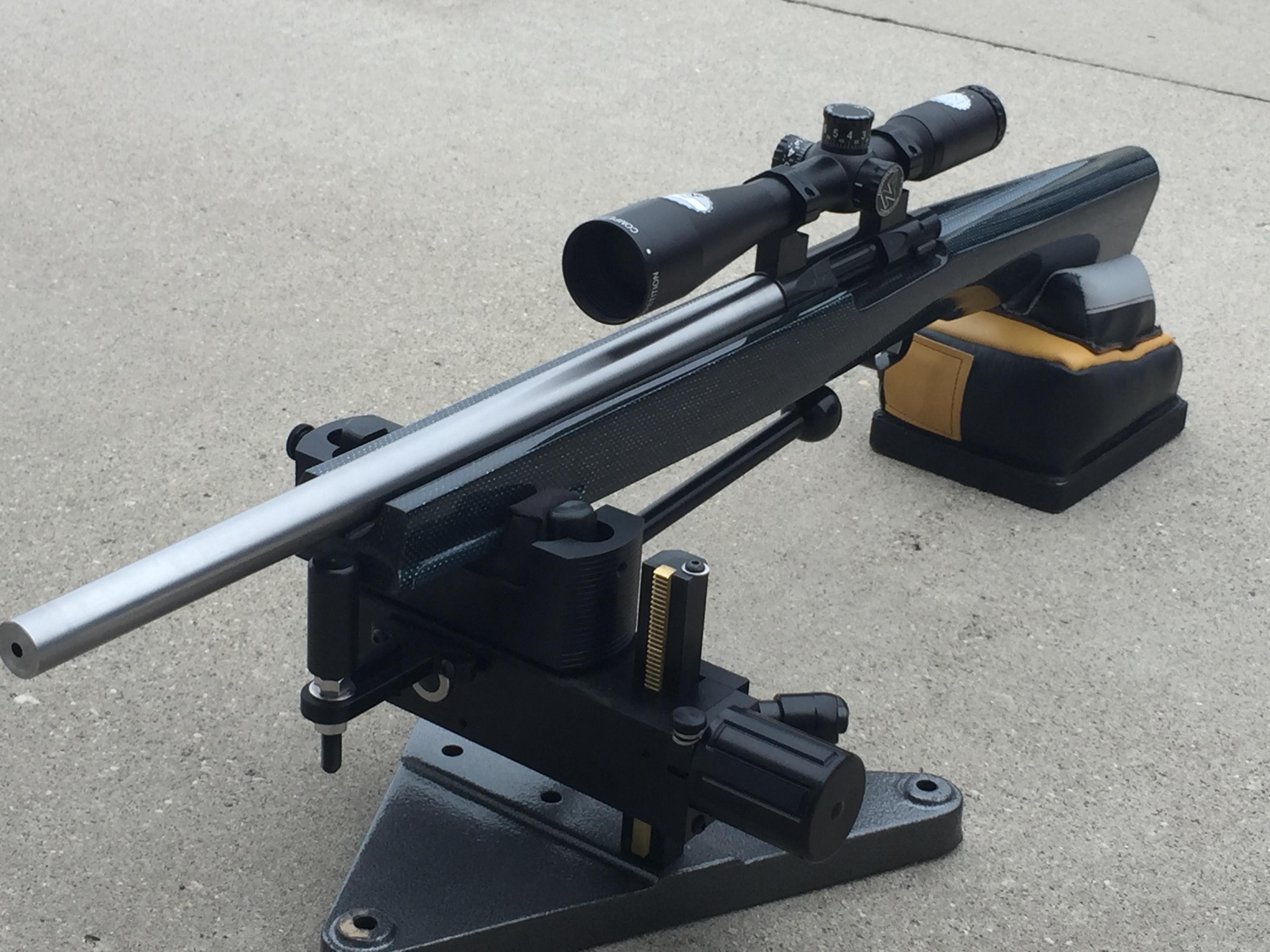 hro stand en equipment shooting gbr bench rest schiesssport tec