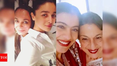 Mother's Day 2020: From Alia Bhatt-Soni Razdan to Kajol-Tanuja, a look at the candid clicks of these mother-daughter duos