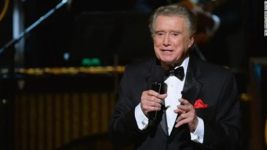 Regis Philbin, television personality, has died at 88