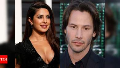 Priyanka Chopra joins the star cast of Keanu Reeves' 'Matrix 4'; read details | Hindi Movie News