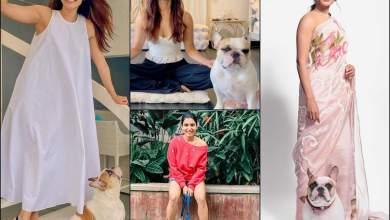 Samantha Akkineni's PICTURES with doggo Hash are TOO CUTE TO BE MISSED