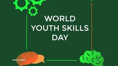 World Youth Skills Day images to make people aware of the importance of skill development