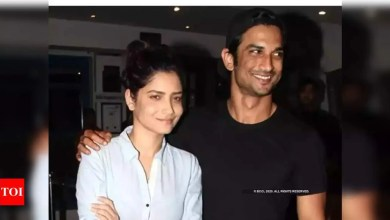 Ankita Lokhande opens up about not attending Sushant Singh Rajput's funeral in Mumbai | Hindi Movie News