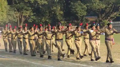 National Cadet Corps cadets. (HT file)
