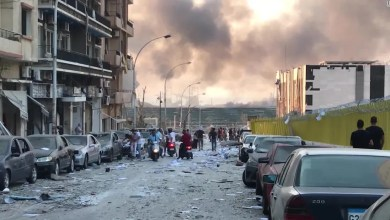 Devastating aftermath of deadly blast in Beirut