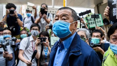 Jimmy Lai, Hong Kong pro-democracy media tycoon, arrested under new national security law