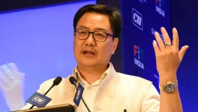 Sports Minister Kiren Rijiju Assures Shooters, Says Ammunition Will be Delivered at Your Doorstep
