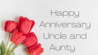 Wedding Anniversary Wishes for Uncle and Aunty | Marriage Anniversary Greeting and Messages