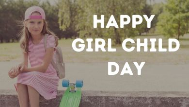 Girl Child Day Quotes and Images