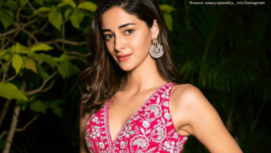 Ananya Pandey Bikini: Ananya Pandey shares glamorous pictures, having fun at Maldives Beach, see viral pics
