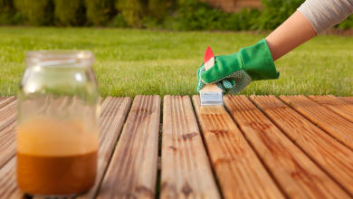 How to Do Termite Protection for Your Deck