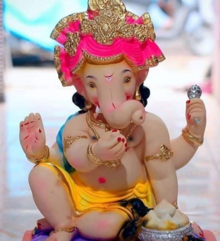 Lord Ganesh HD Images: Ganpati Bappa Photos, Vinayaka Wallpaper, Pictures