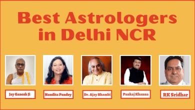 दिल्ली एनसीआर मधील शीर्ष 5 सर्वोत्कृष्ट ज्योतिषी