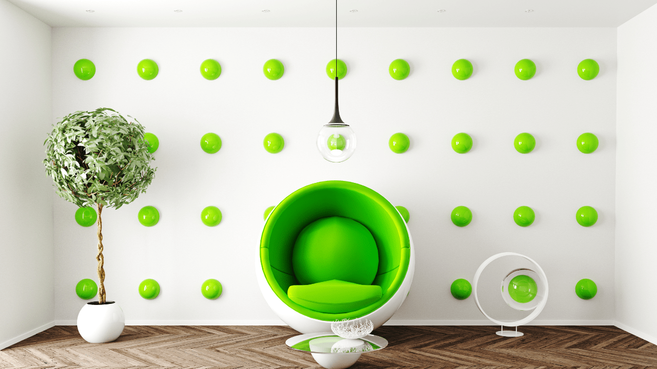 Embracing Green Interior Design With The Celebrities