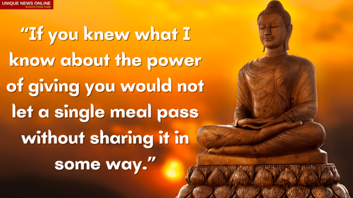 Buddha Quotes for life