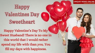 Happy Valentines Day Wishes for Husband: Share These HD Images, Messages, Greetings With Him
