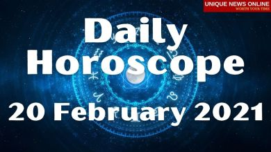 Daily Horoscope: 20 February 2021, Check astrological prediction for Aries, Leo, Cancer, Libra, Scorpio, Virgo, and other Zodiac Signs