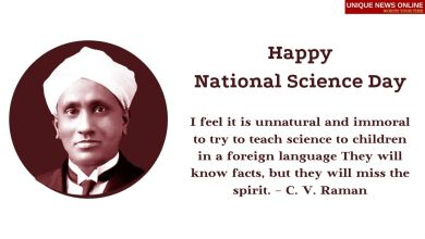 Happy National Science Day 2021 Wishes, Messages, Greeting, Quotes, and Images