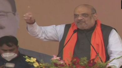 Amit Shah said in Kerala, 'Competition of scams in LDF-UDF'
