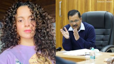 Rinku Sharma murder case: Kangana Ranaut attacked CM Kejriwal, said- now become politician to become a leader