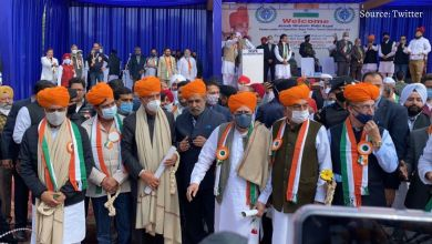 Congress G-23 leaders gathered in Jammu, raised questions on leadership #G23