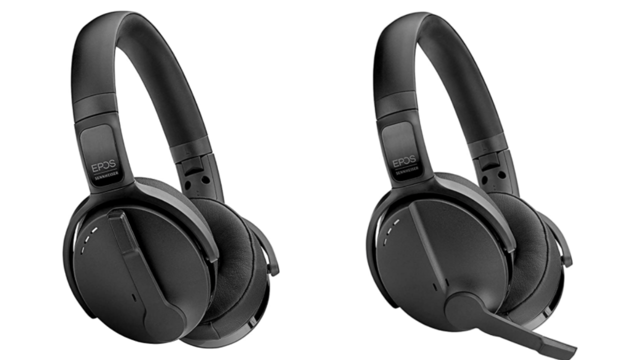 EPOS Adapt 560 Review: An all-rounder wireless headphones, perfect for work from home