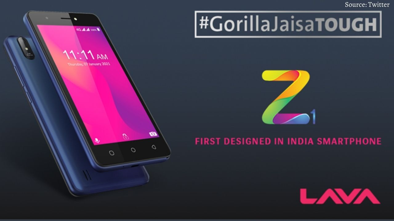 Lava Z1 will be available on Amazon for Rs 5000, giving competition to many expensive phones, know Features