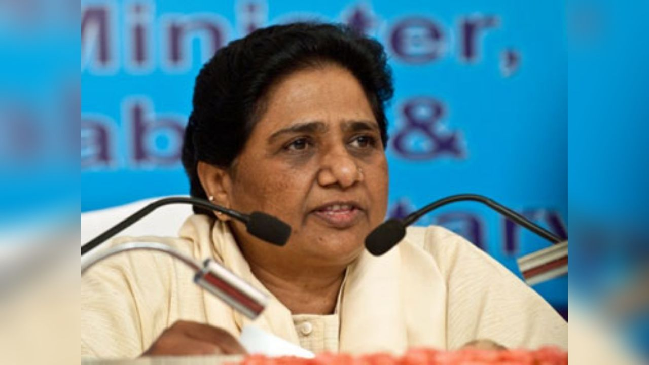 Government should give priority to oxygen, import if needed- Mayawati